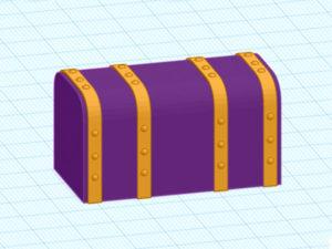 3D Design - Zeitkapsel